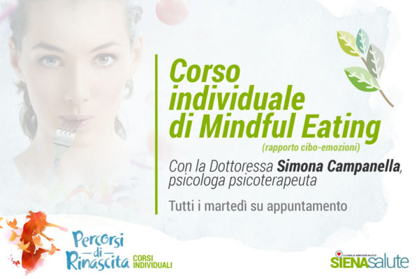 Corso individuale di Mindful Eating